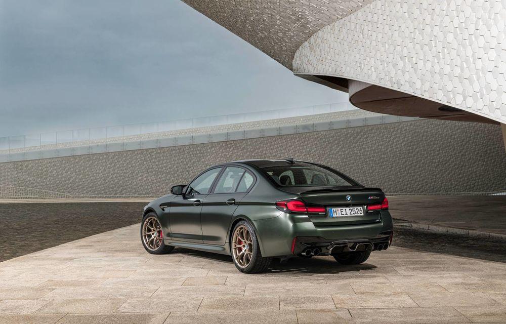 OFICIAL: BMW lansează noul M5 CS alături de cel mai puternic motor al său din toate timpurile - Poza 81