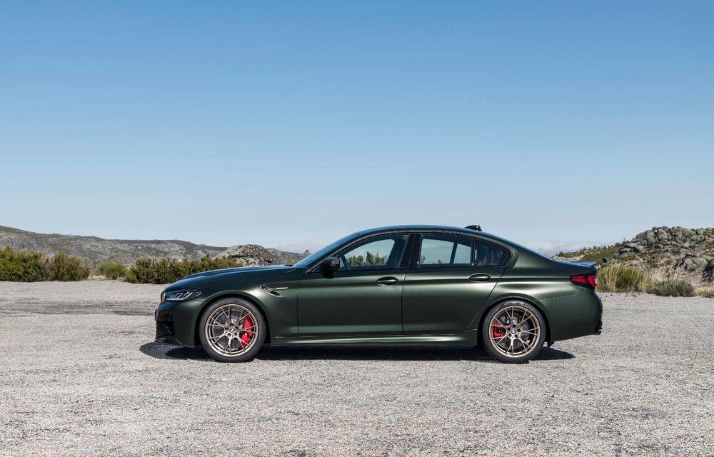 OFICIAL: BMW lansează noul M5 CS alături de cel mai puternic motor al său din toate timpurile - Poza 93