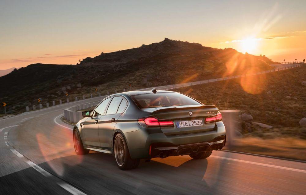 OFICIAL: BMW lansează noul M5 CS alături de cel mai puternic motor al său din toate timpurile - Poza 73