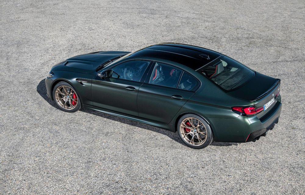 OFICIAL: BMW lansează noul M5 CS alături de cel mai puternic motor al său din toate timpurile - Poza 90