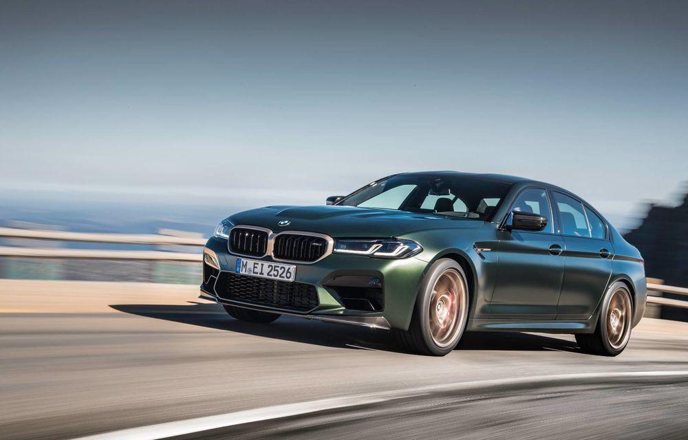 OFICIAL: BMW lansează noul M5 CS alături de cel mai puternic motor al său din toate timpurile - Poza 147