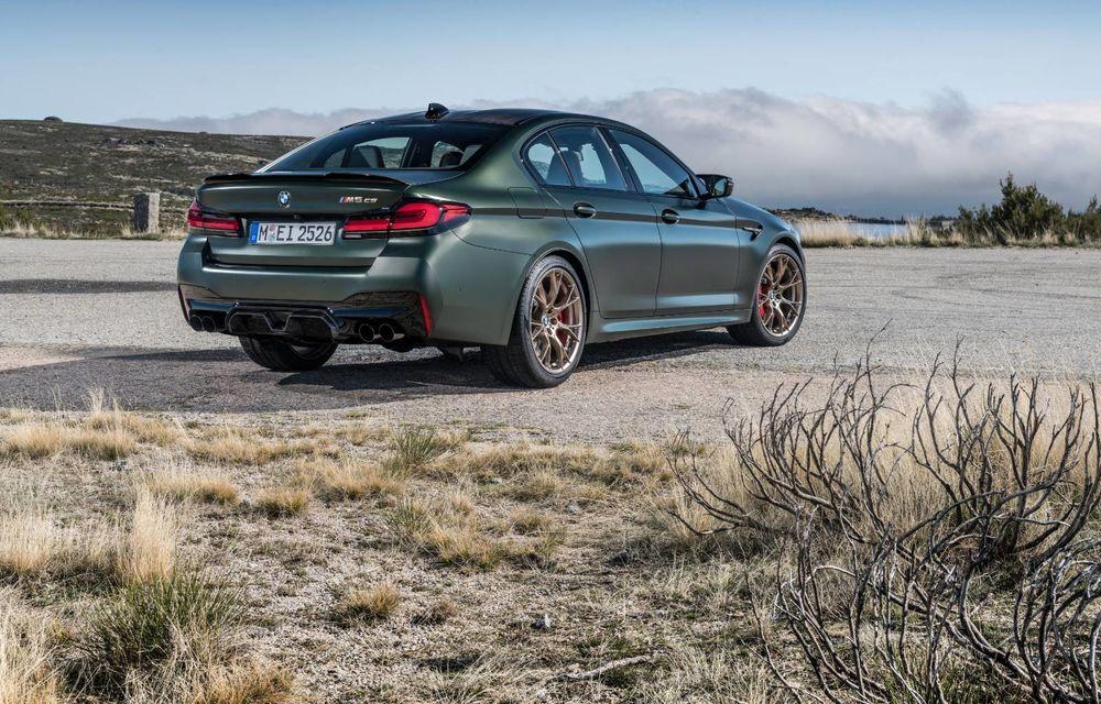 OFICIAL: BMW lansează noul M5 CS alături de cel mai puternic motor al său din toate timpurile - Poza 98