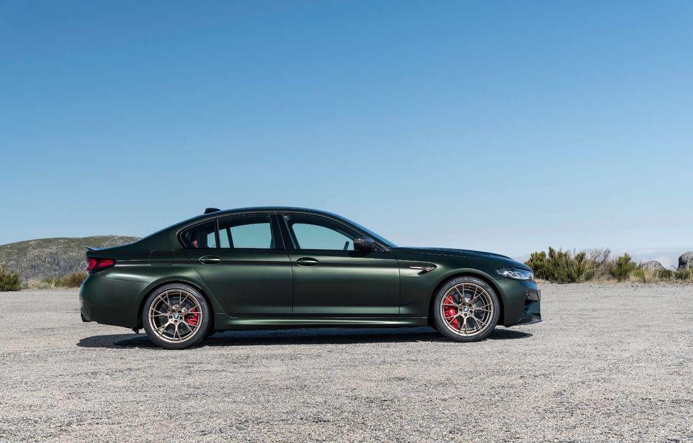 OFICIAL: BMW lansează noul M5 CS alături de cel mai puternic motor al său din toate timpurile - Poza 94
