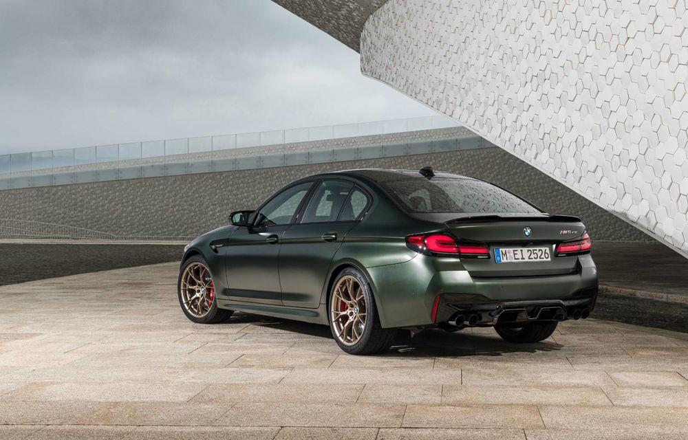OFICIAL: BMW lansează noul M5 CS alături de cel mai puternic motor al său din toate timpurile - Poza 82