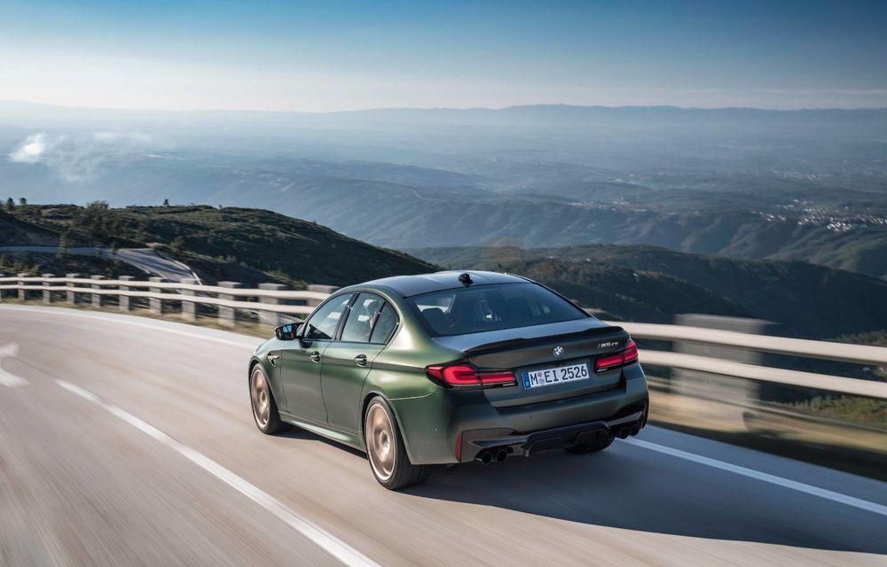 OFICIAL: BMW lansează noul M5 CS alături de cel mai puternic motor al său din toate timpurile - Poza 118