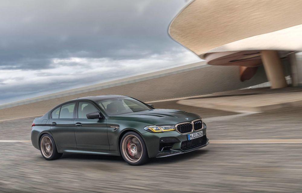 OFICIAL: BMW lansează noul M5 CS alături de cel mai puternic motor al său din toate timpurile - Poza 102
