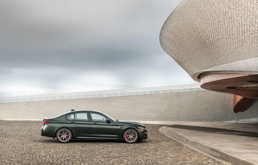 OFICIAL: BMW lansează noul M5 CS alături de cel mai puternic motor al său din toate timpurile - Poza 71