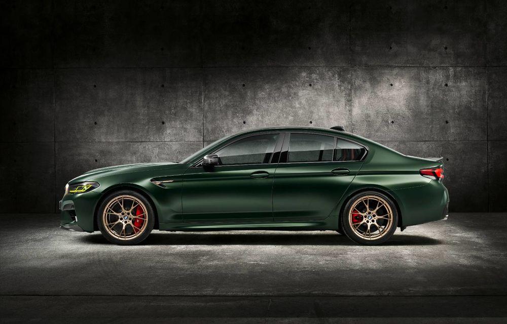 OFICIAL: BMW lansează noul M5 CS alături de cel mai puternic motor al său din toate timpurile - Poza 29