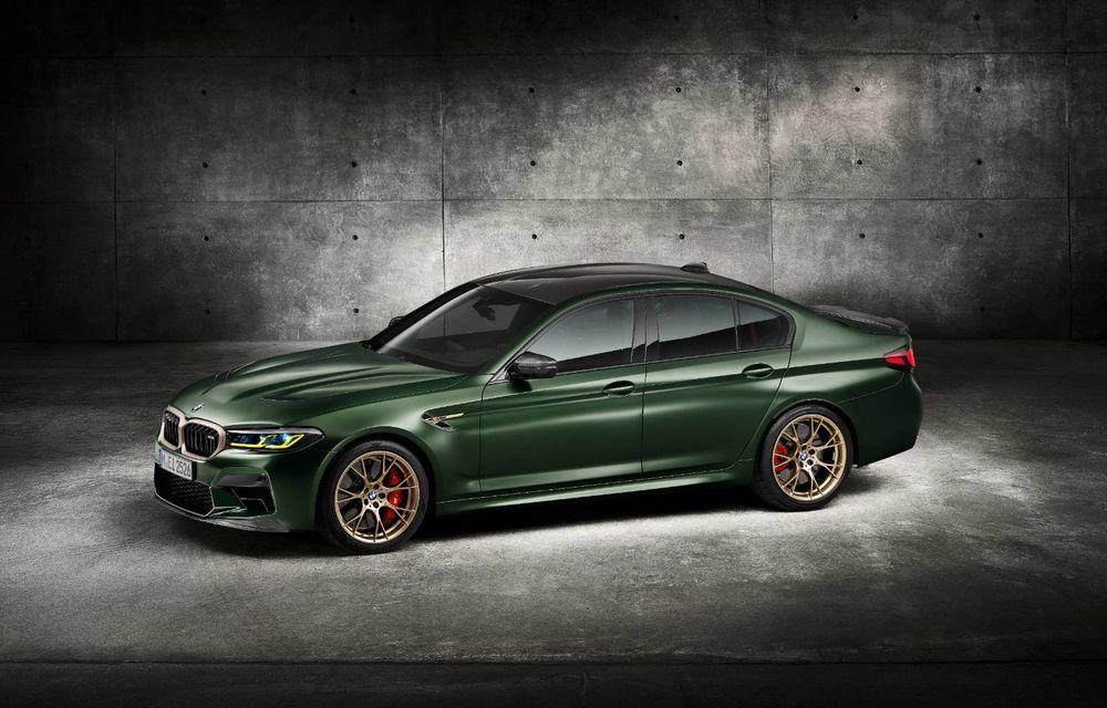 OFICIAL: BMW lansează noul M5 CS alături de cel mai puternic motor al său din toate timpurile - Poza 31