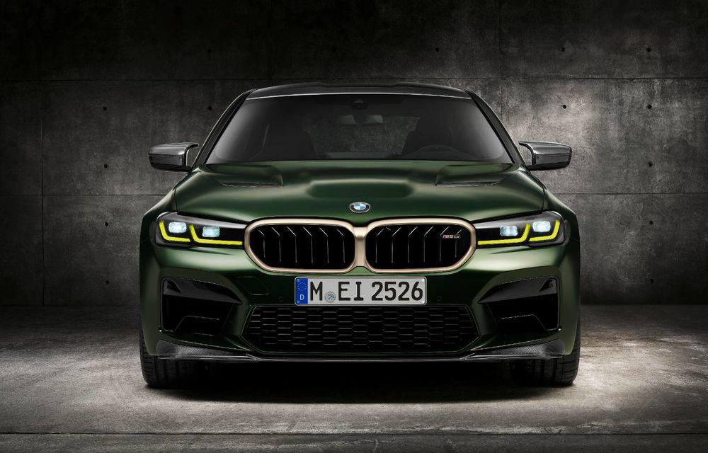 OFICIAL: BMW lansează noul M5 CS alături de cel mai puternic motor al său din toate timpurile - Poza 28