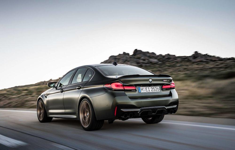 OFICIAL: BMW lansează noul M5 CS alături de cel mai puternic motor al său din toate timpurile - Poza 115