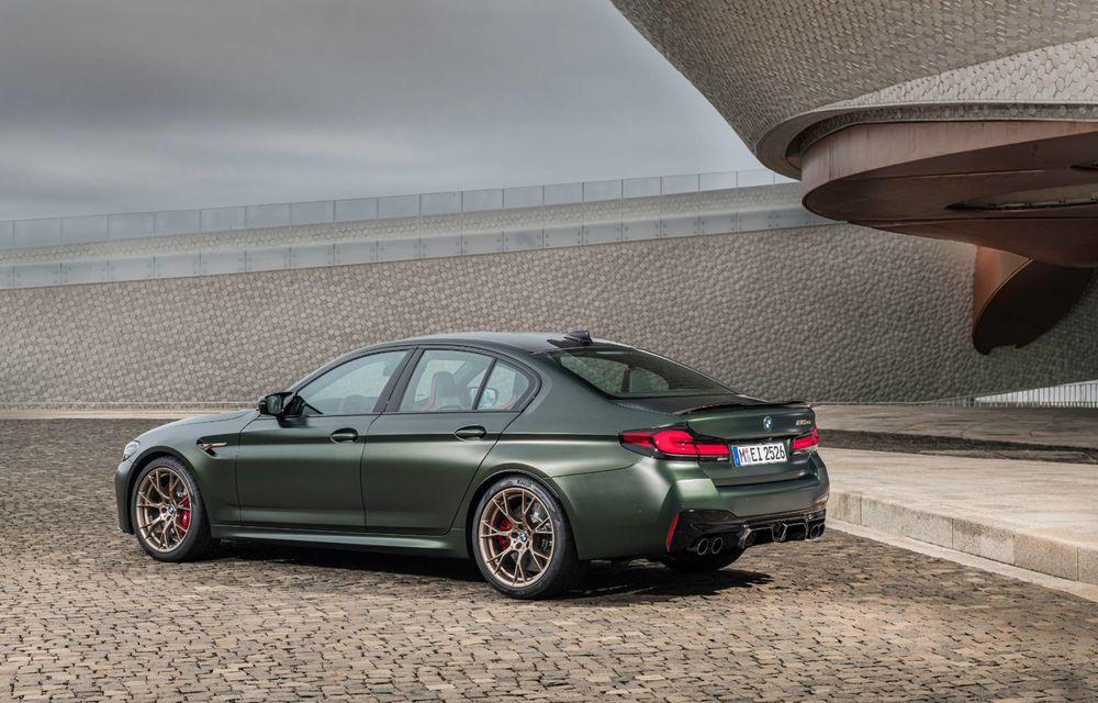 OFICIAL: BMW lansează noul M5 CS alături de cel mai puternic motor al său din toate timpurile - Poza 75