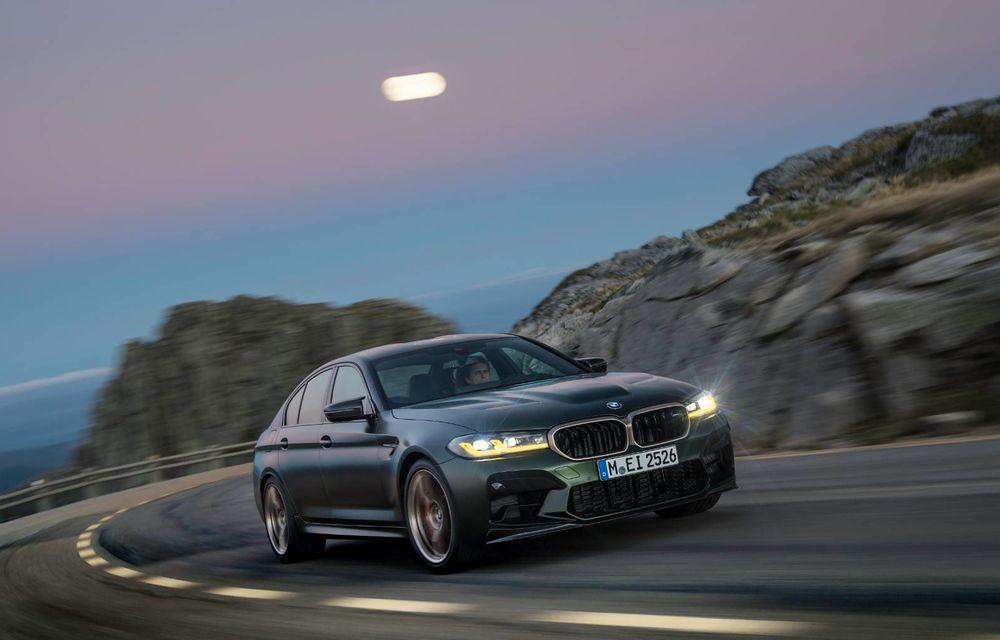 OFICIAL: BMW lansează noul M5 CS alături de cel mai puternic motor al său din toate timpurile - Poza 130