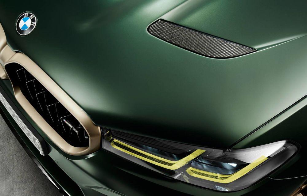 OFICIAL: BMW lansează noul M5 CS alături de cel mai puternic motor al său din toate timpurile - Poza 21