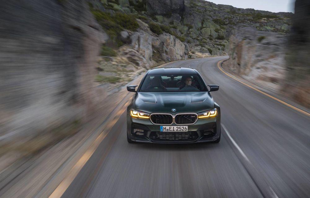 OFICIAL: BMW lansează noul M5 CS alături de cel mai puternic motor al său din toate timpurile - Poza 103