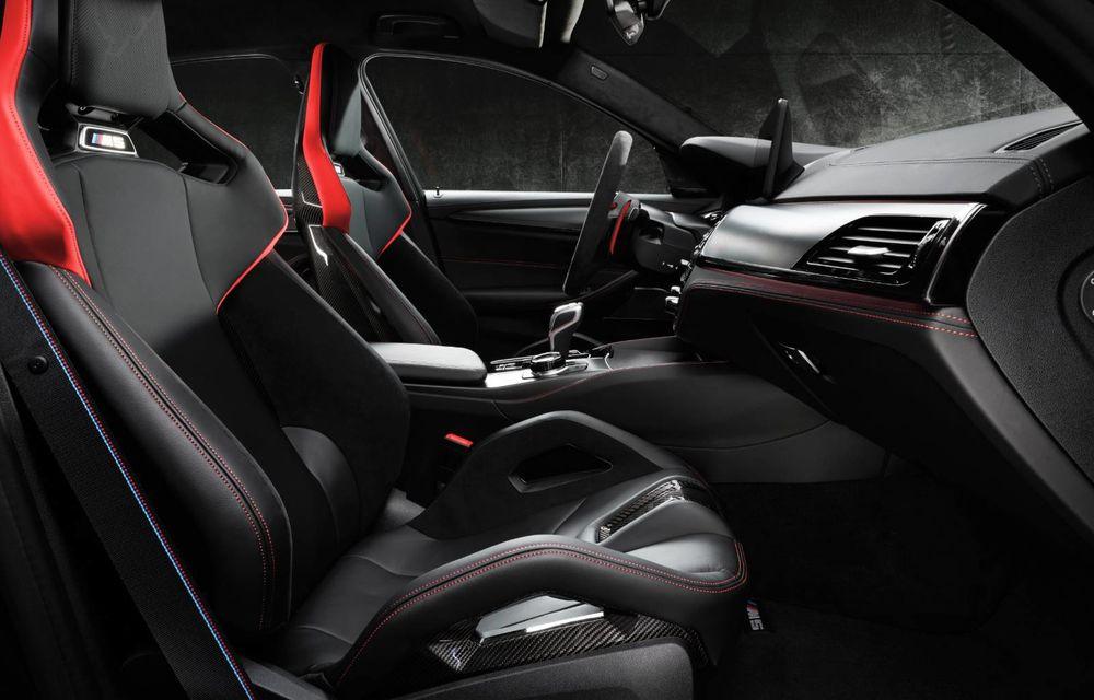 OFICIAL: BMW lansează noul M5 CS alături de cel mai puternic motor al său din toate timpurile - Poza 6