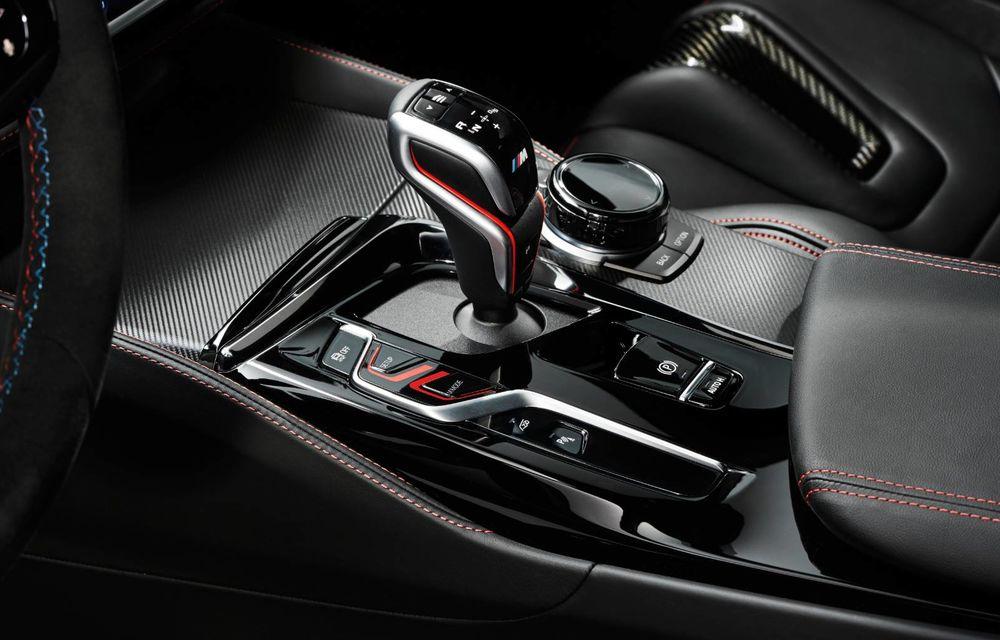 OFICIAL: BMW lansează noul M5 CS alături de cel mai puternic motor al său din toate timpurile - Poza 12