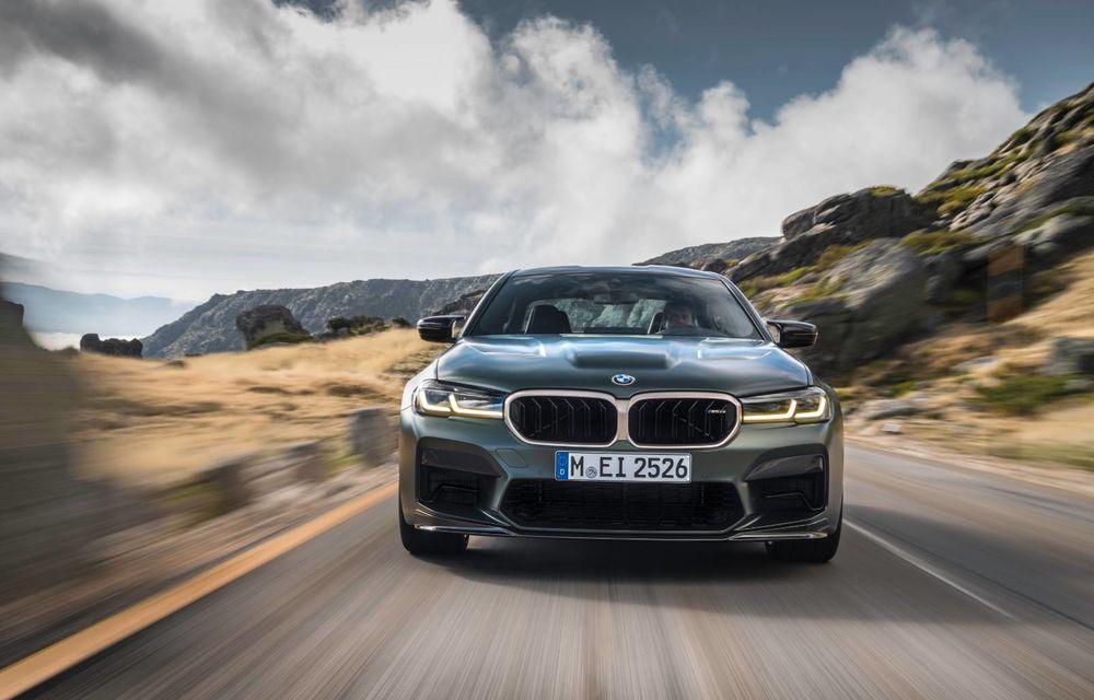 OFICIAL: BMW lansează noul M5 CS alături de cel mai puternic motor al său din toate timpurile - Poza 152