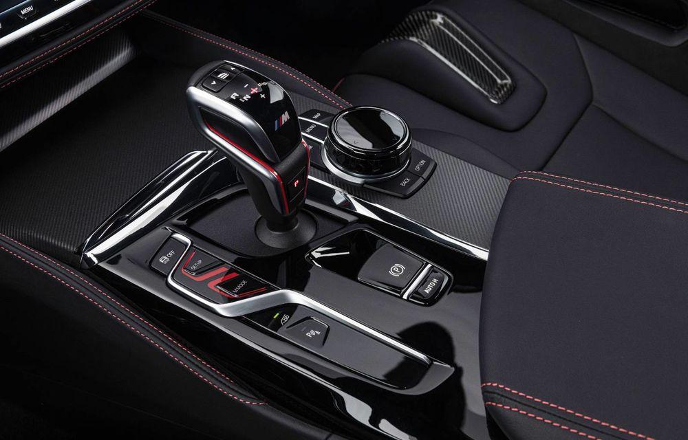 OFICIAL: BMW lansează noul M5 CS alături de cel mai puternic motor al său din toate timpurile - Poza 36