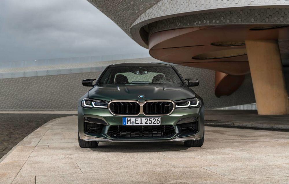 OFICIAL: BMW lansează noul M5 CS alături de cel mai puternic motor al său din toate timpurile - Poza 87