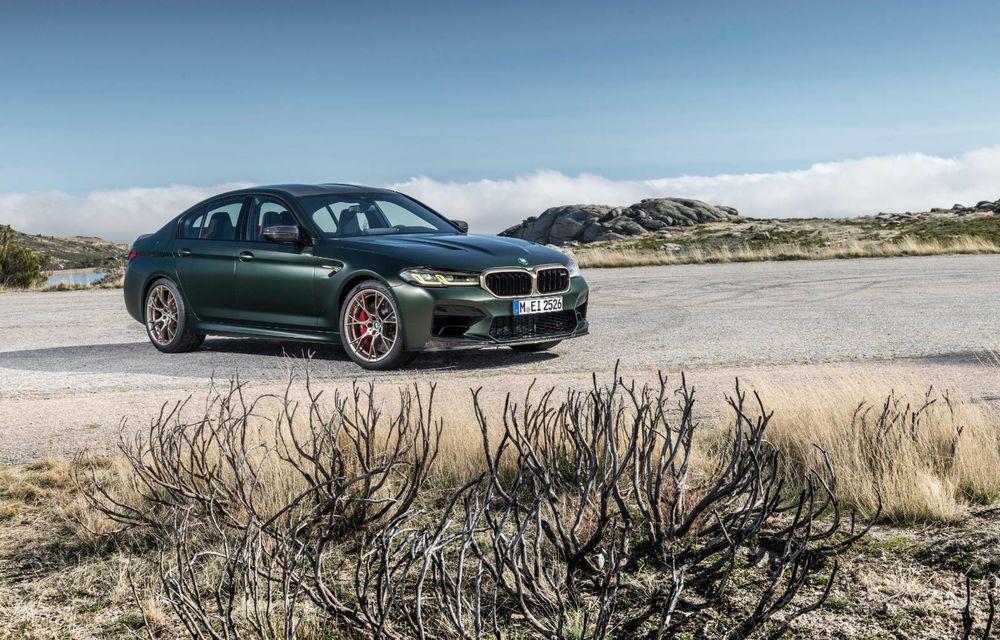 OFICIAL: BMW lansează noul M5 CS alături de cel mai puternic motor al său din toate timpurile - Poza 96