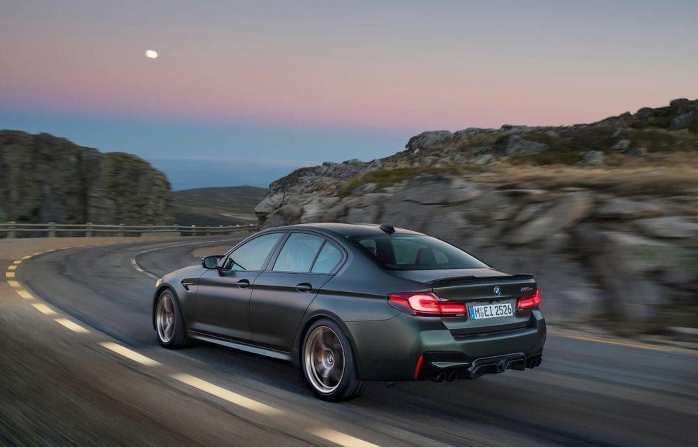 OFICIAL: BMW lansează noul M5 CS alături de cel mai puternic motor al său din toate timpurile - Poza 126