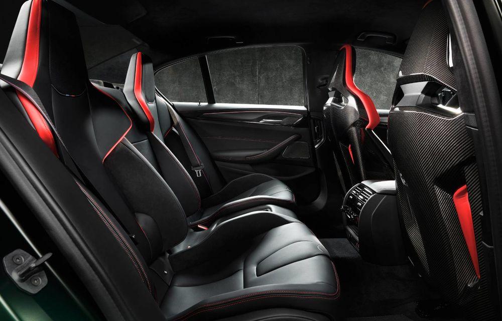 OFICIAL: BMW lansează noul M5 CS alături de cel mai puternic motor al său din toate timpurile - Poza 4