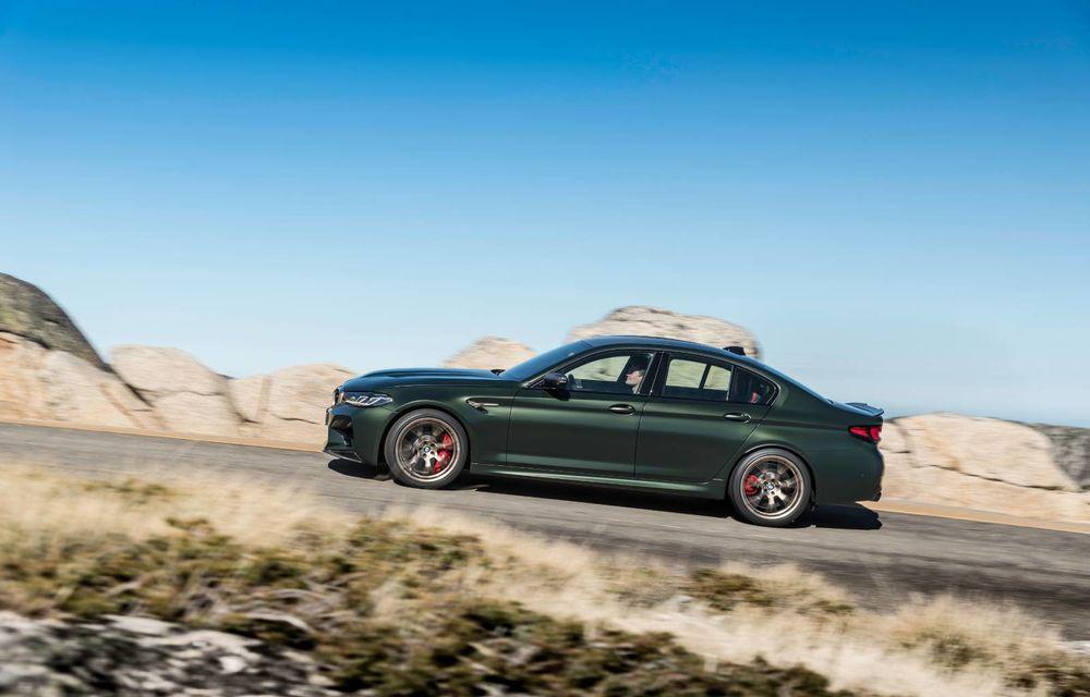 OFICIAL: BMW lansează noul M5 CS alături de cel mai puternic motor al său din toate timpurile - Poza 106