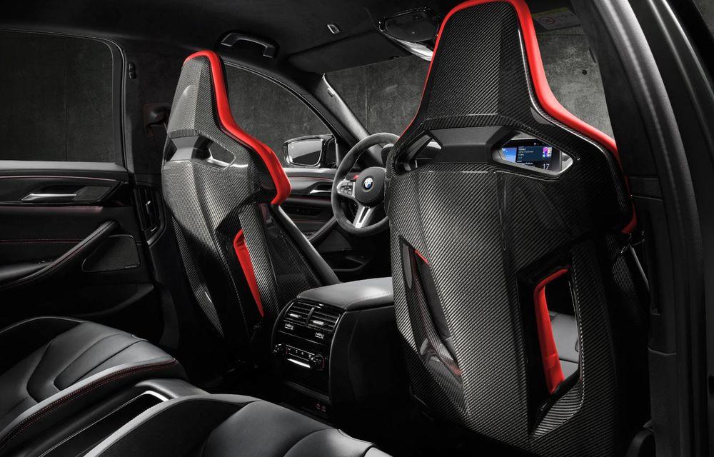OFICIAL: BMW lansează noul M5 CS alături de cel mai puternic motor al său din toate timpurile - Poza 5