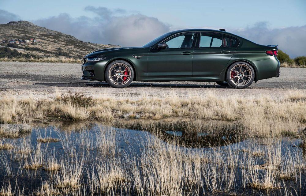 OFICIAL: BMW lansează noul M5 CS alături de cel mai puternic motor al său din toate timpurile - Poza 77