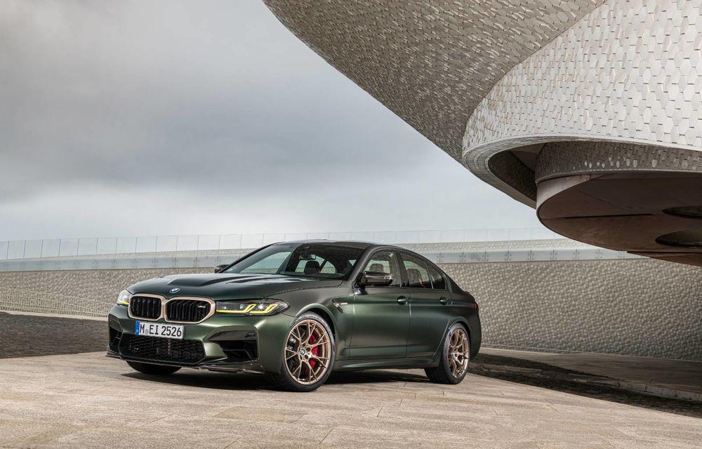 OFICIAL: BMW lansează noul M5 CS alături de cel mai puternic motor al său din toate timpurile - Poza 83