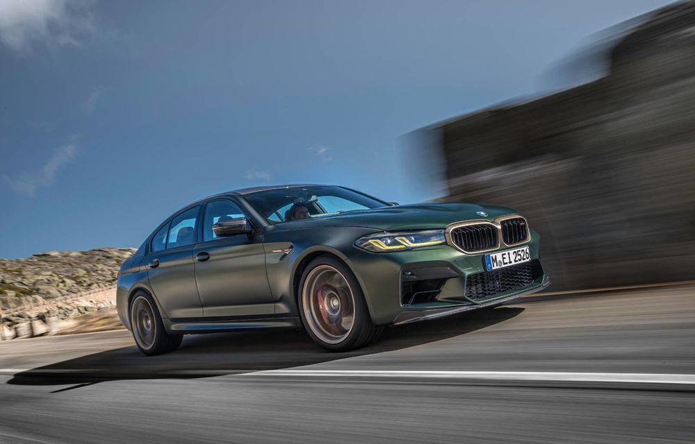 OFICIAL: BMW lansează noul M5 CS alături de cel mai puternic motor al său din toate timpurile - Poza 149