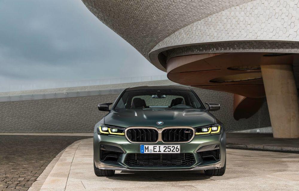 OFICIAL: BMW lansează noul M5 CS alături de cel mai puternic motor al său din toate timpurile - Poza 88