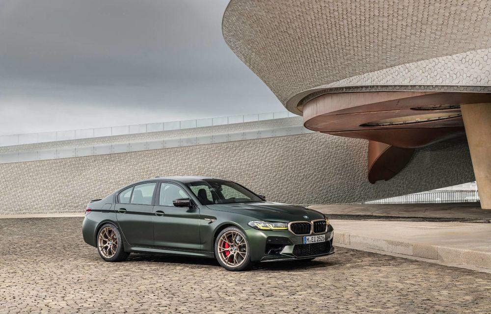 OFICIAL: BMW lansează noul M5 CS alături de cel mai puternic motor al său din toate timpurile - Poza 70