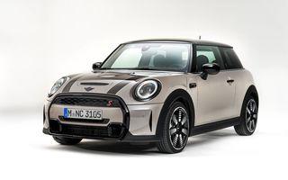 Acesta este noul Mini facelift: design nou, volan încălzit și frână de parcare electronică