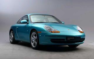 O mașină specială: singurul Porsche 911 care venea cu blindaj din fabrică