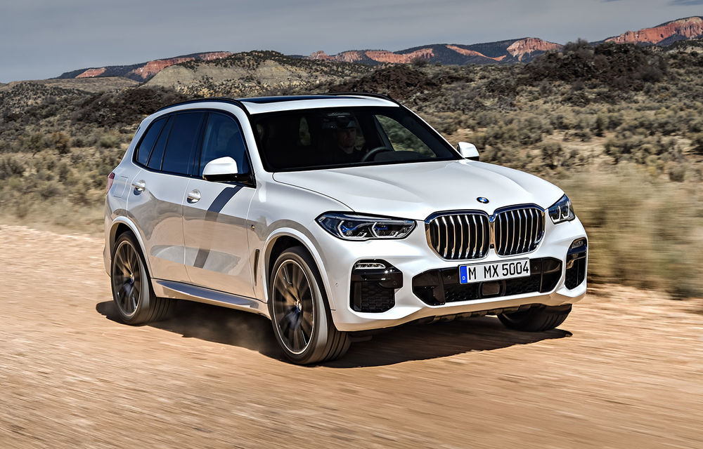 În 2020, BMW X5 a fost cel mai vândut model al germanilor pe piața din România - Poza 1