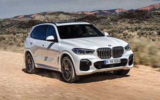 În 2020, BMW X5 a fost cel mai vândut model al germanilor pe piața din România