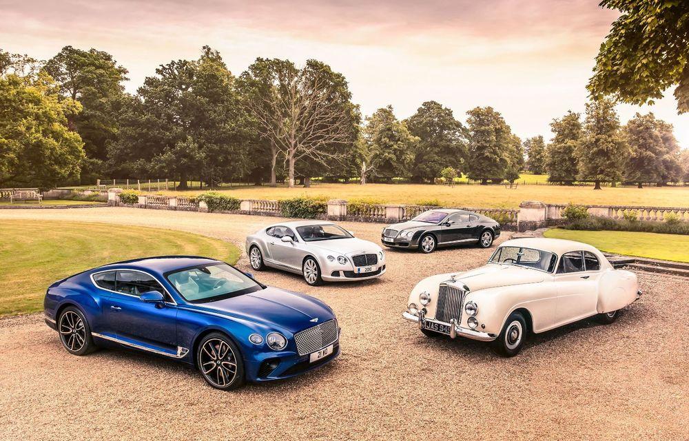Sărbătoare la Bentley: producția lui Continental GT a atins borna 80.000 - Poza 2