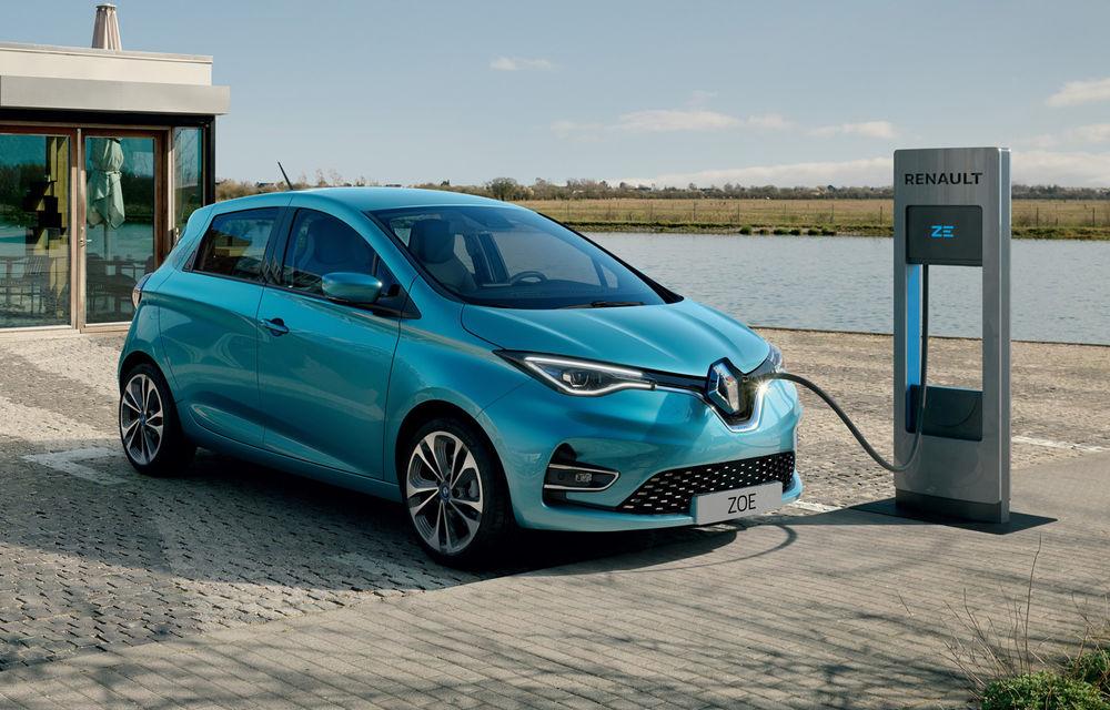 Topul celor mai vândute mașini electrice din Europa în 2020: Renault Zoe a învins Tesla Model 3 și VW ID.3 - Poza 1