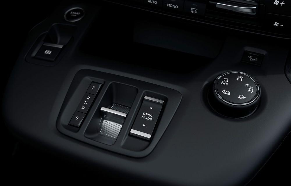Peugeot lansează noul e-Partner: motor electric cu 136 CP și 275 de kilometri autonomie - Poza 14