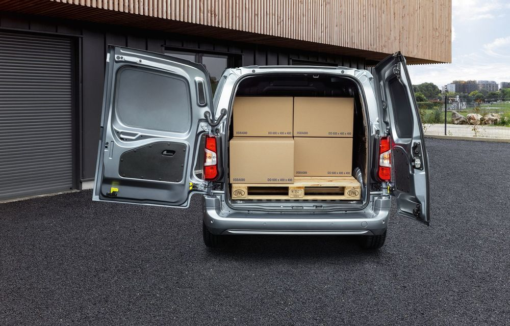 Peugeot lansează noul e-Partner: motor electric cu 136 CP și 275 de kilometri autonomie - Poza 13