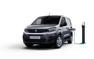 Peugeot lansează noul e-Partner: motor electric cu 136 CP și 275 de kilometri autonomie