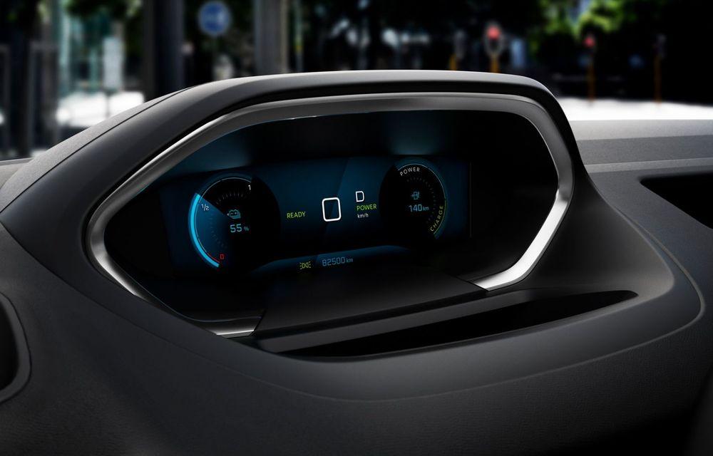 Peugeot lansează noul e-Partner: motor electric cu 136 CP și 275 de kilometri autonomie - Poza 17