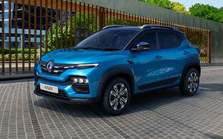 Renault prezintă Kiger: un nou SUV de serie pentru piața din India