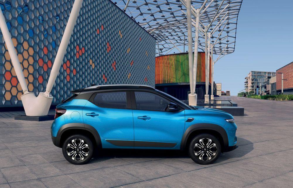Renault prezintă Kiger: un nou SUV de serie pentru piața din India - Poza 4
