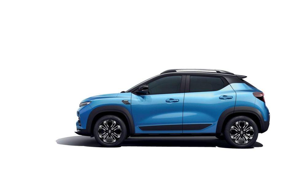 Renault prezintă Kiger: un nou SUV de serie pentru piața din India - Poza 12