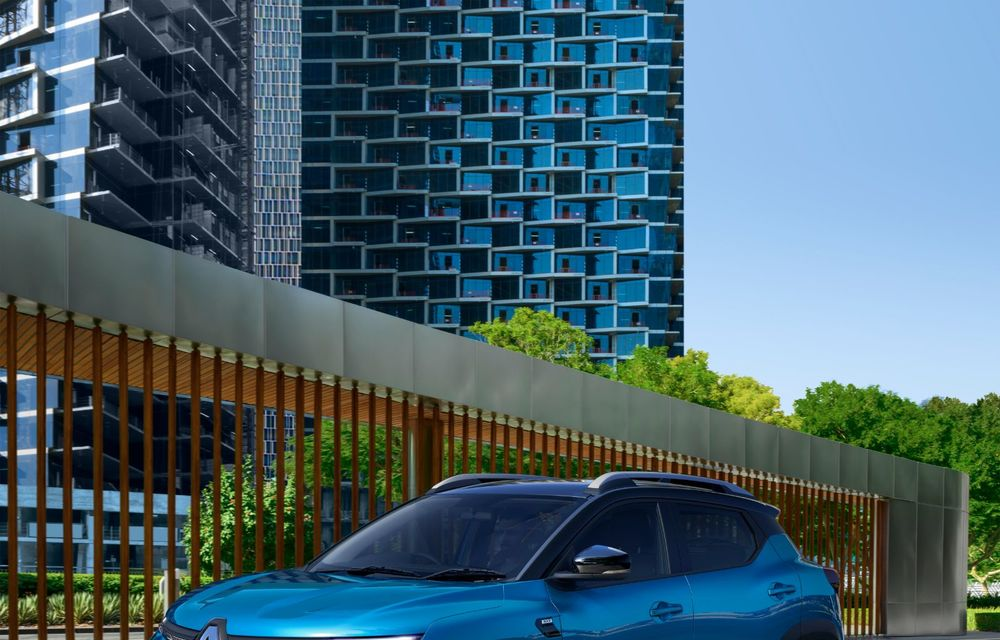 Renault prezintă Kiger: un nou SUV de serie pentru piața din India - Poza 3