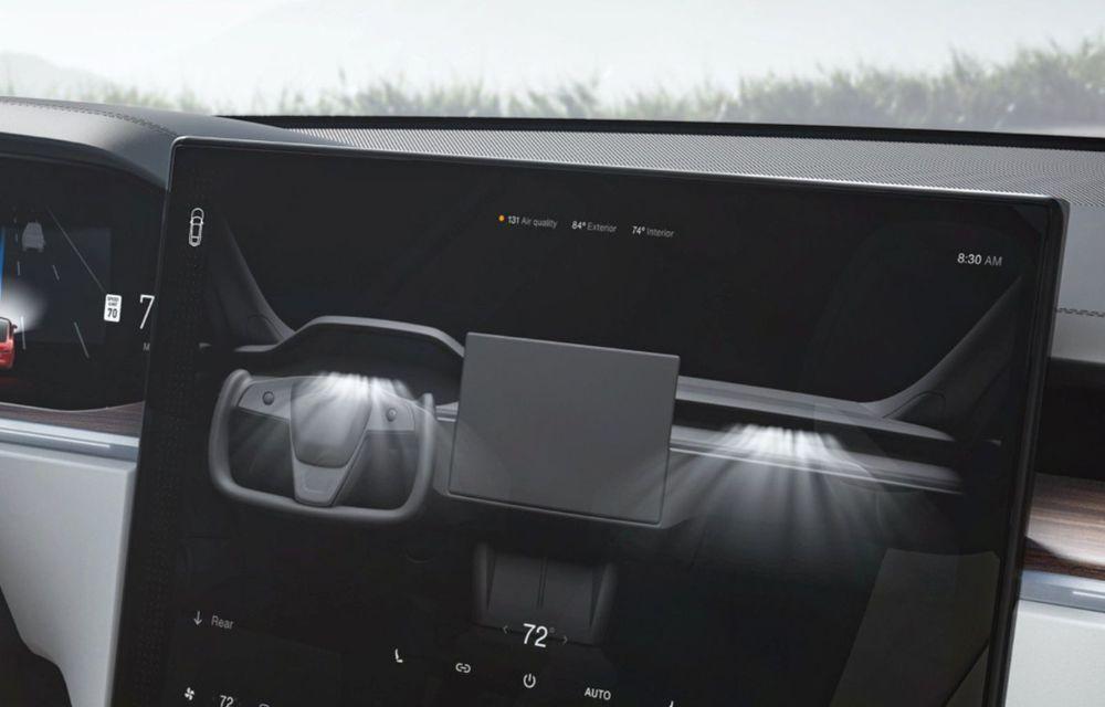 Tesla a lansat cel mai performant Model S din istorie: 1100 CP și autonomie de peste 840 de kilometri - Poza 4