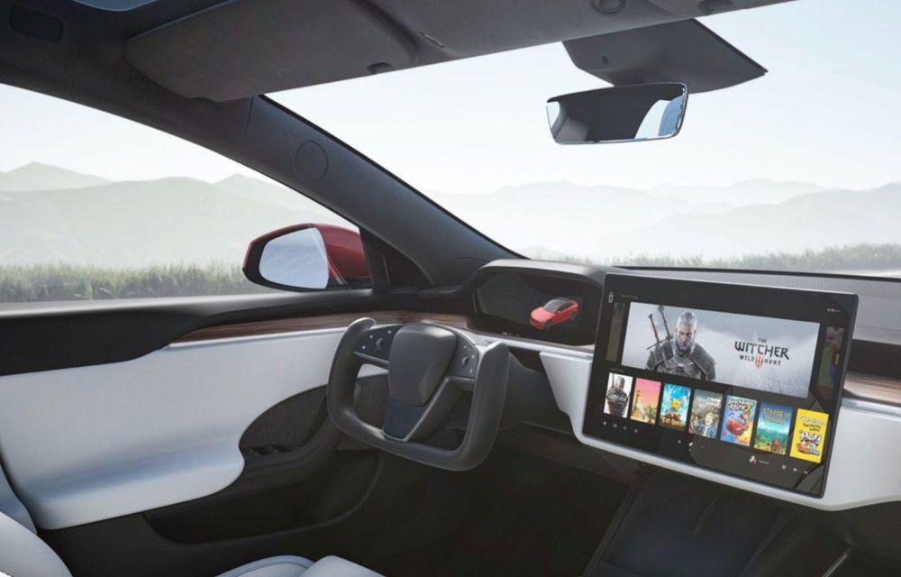 Tesla a lansat cel mai performant Model S din istorie: 1100 CP și autonomie de peste 840 de kilometri - Poza 2